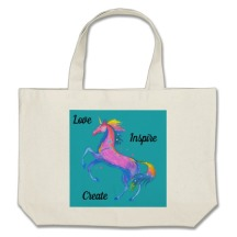 unicorn tote bag 3