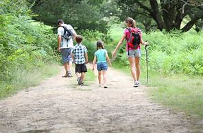 hiking family 1