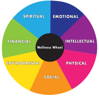 Wellness Wheel Web