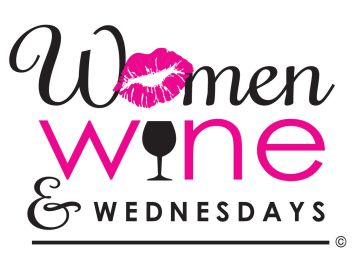Women Wine Wednesday Icon