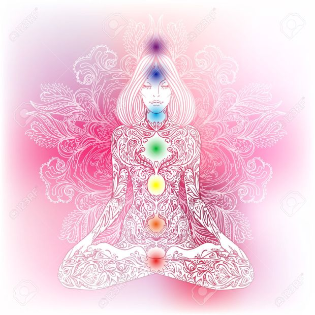 a lotus-pose-meditation-aura-and-chakras-vector-illustration 1